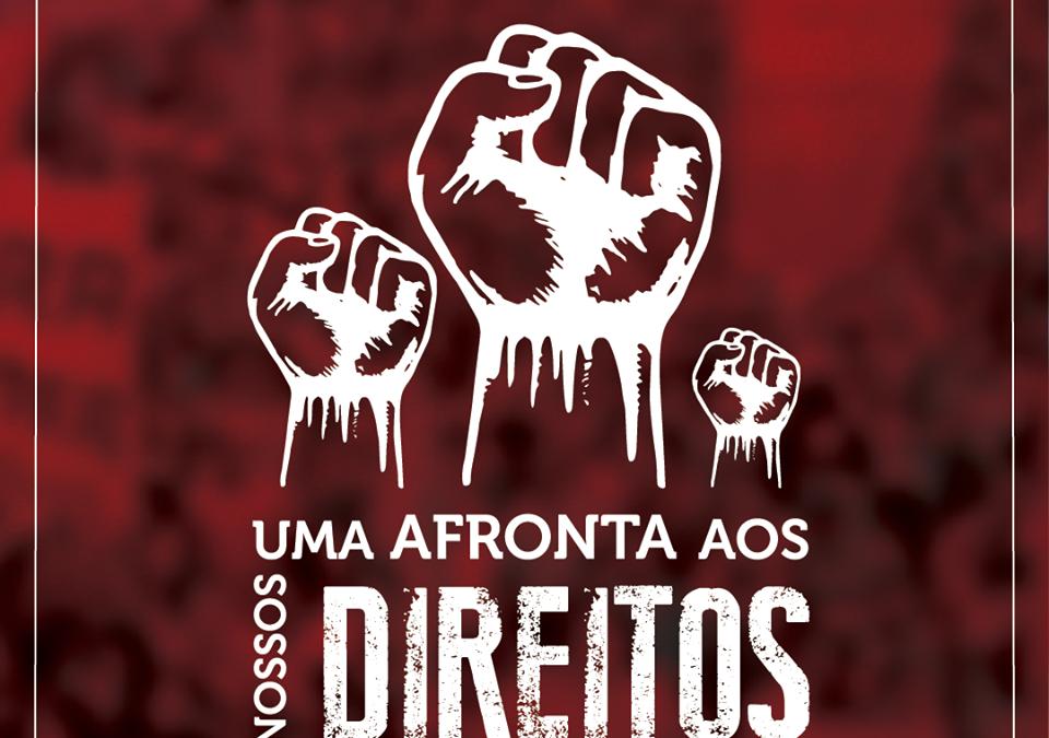 Resistir é nosso direito!